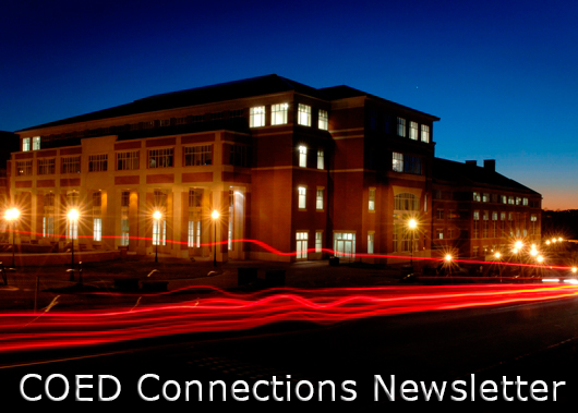 Coed connections newsletter