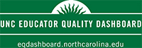 Photo of UNC Educator Dashboard logo