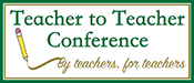 photo of Teacher to Teacher Conference Logo