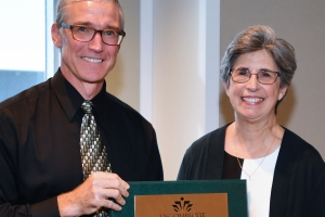 Dr. Michael Putman and Dr. Joan Lorden