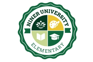 Niner University Elementary logo