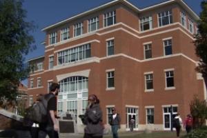 UNC Charlotte Cato College of Education building