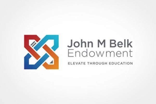 John M. Belk Endowment logo