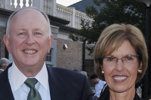 Gene and Vickie Johnson