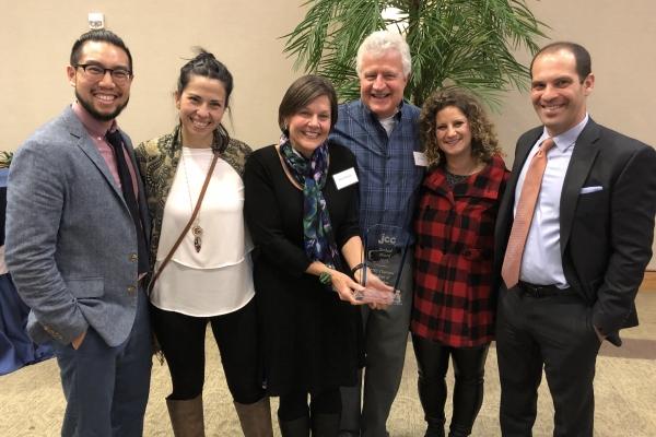Levine Jewish Community Center Yachad Award